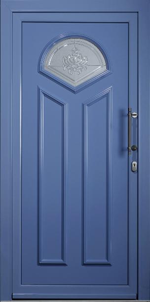 Amc fen tres porte alu tramontane portes fen tres for Porte metallique exterieur